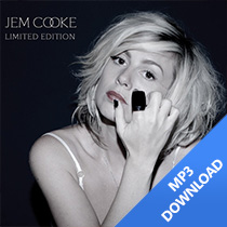 Limited Edition - Jem Cooke (MP3 download)